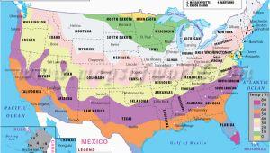 Texas Current Temperature Map February Temperature Us Map Us Map Of February Temperature