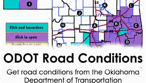 Texas Dot Road Conditions Map Oklahoma Weather Road Conditions News Ok