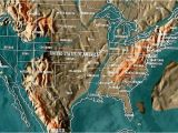 Texas Earthquake Map the Shocking Doomsday Maps Of the World and the Billionaire Escape Plans