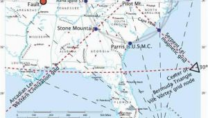 Texas Grid Map where are the Ley Lines On Earth Vortex with Ley Lines