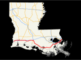 Texas Highway Speed Limit Map U S Route 90 In Louisiana Wikipedia