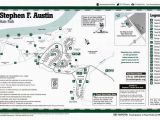 Texas Hiking Trails Map Stephen F Austin State Park the Portal to Texas History