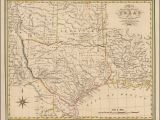 Texas Land Grants Map A Map Of the Republic Of Texas and the Adjacent Territories