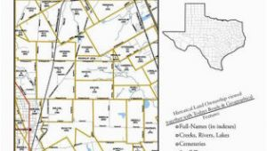Texas Land Ownership Maps Texas Land Survey Maps for Dallas County by Gregory A Boyd J D