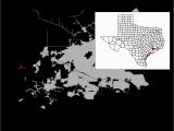 Texas Map by Counties Simonton Texas Wikipedia