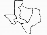 Texas Map Of Regions Map Of Texas Black and White Sitedesignco Net