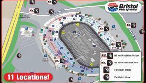 Texas Motor Speedway Seating Map Bristol Motor Speedway Adds Full Service Scanner Station to Enhance