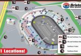 Texas Motor Speedway Track Map Bristol Motor Speedway Adds Full Service Scanner Station to Enhance
