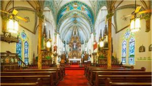 Texas Painted Churches Map Historic Painted Churches Of the Texas Hill Country