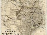 Texas Public Land Map 9 Best Historic Maps Images Texas Maps Maps Texas History