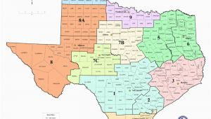 Texas Railroad Commission District Map Texas Rrc Map Business Ideas 2013