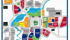 Texas Rangers Ballpark Parking Map Texas Rangers Parking Lot Map Business Ideas 2013