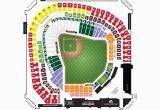 Texas Rangers Map Of Stadium Dallas Baptist University Night Mlb Com
