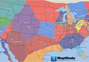 Texas Rangers Map Of Stadium Map Of the Us Showing the Closest Mlb Team by Drive Time Mlb