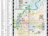 Texas Road Construction Map Map Downtown Houston