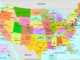 Texas State Map Online Usa Maps Maps Of United States Of America Usa U S