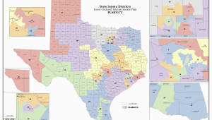 Texas State Senate District Map Texas Senate Map Business Ideas 2013