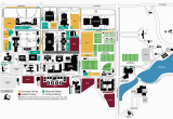 Texas State University Campus Map Campus Map Midwestern State University