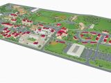 Texas State University Map Of Campus Campus Map St Edward S University In Austin Texas