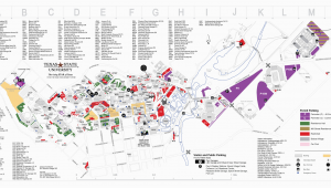 Texas State University Map Of Campus Map Texas State Business Ideas 2013