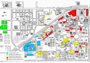 Texas Tech Map Of Campus Texas Tech Mobile On the App Store ...