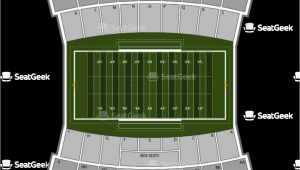 Texas Tech Stadium Map Joe Aillet Stadium Seating Chart Seatgeek