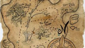 Texas Treasure Maps Treasure Map Project by Jackieocean Materials Used Plain White
