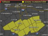 Texas Weather Radar Maps Texarkana Weather Radar Map Parts Of north Texas Under Severe
