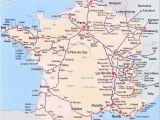 Tgv Route Map Europe Gare De Mont De Terre Train Station Bonjourlafrance