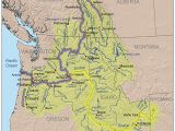 The Dalles oregon Map Road Map Of oregon and California Printable Maps Map Of Snake River