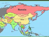 The Map Of Europe and asia Russia China India Maps asia Map World Map with
