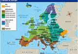 The Netherlands Europe Map Europe S Climate Maps and Landscapes Netherlands Facts