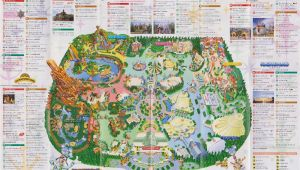 Theme Parks California Map Map Of Disneyland and California Adventure Park Best Of Beste