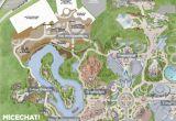 Theme Parks In California Map Disneyland Park Map California Fresh Disney S Animal Kingdom Map