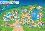 Theme Parks In California Map Map Of Disney California Adventure Park Detailed California