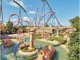 Theme Parks In England Map Portaventura Parque De atracciones Portaventura World