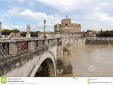 Tiber River Italy Map Angel S Castle and Bridge Pons Aelius with River Tiber Rome