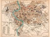 Tiber River Italy Map Maps Tagged Geographic Locale Page 7 Period Paper