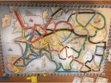 Ticket to Ride Europe Map Ticket to Ride Europe Picture Of Spielbound Board Game