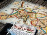 Ticket to Ride Europe Map Ticket to Ride Europe the Best Board Games Wild Tide
