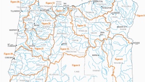 Tiller oregon Map List Of Rivers Of oregon Wikipedia