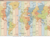 Time Zones Map Europe Time Zone Calculator