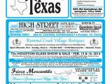 Tivoli Texas Map Ant Tx Upload 12 13 by Antiquing Texas issuu