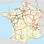 Toll Road Map France toll Roads Map Best Of Autoroutes Of France Ny County Map