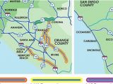 Toll Roads California Map 34 California toll Roads Map Maps Directions