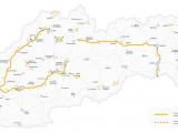 Toll Roads In Ireland Map Highway Vignettes Slovakia tolls Eu