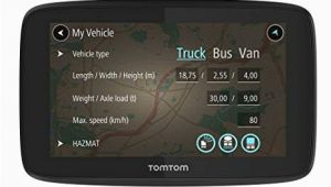 Tomtom Europe Map Download tomtom Go Professional 6200 with Updates Via Wi Fi Lifetime Maps Of Europe tomtom Traffic and Safety Camera Alerts