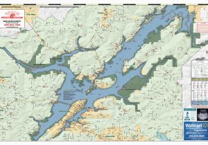Topographic Map Of Lake Guntersville Alabama 2018 Edition Map Lake Guntersville Al Pages 1 2 Text Version