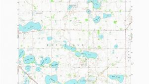 Topographic Map Of Minnesota Mn Wma Map Population Map Of Us