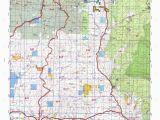 Topographic Maps Michigan Colorado topo Maps Beautiful Colorado Gmu 214 Map Maps Directions